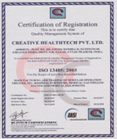 ISO CERTIFICATE 2020